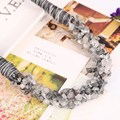 100% Natural Stone Beads necklace Vintage Choker Collar DIY Rope Chain Pendants Statement Necklaces For Women Jewelry Gifts