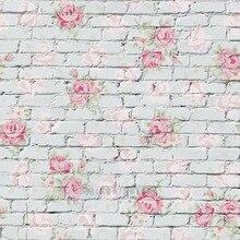 Mehofoto бесшовные винил фотографии Задний план цветок кирпичный фонов компьютер дети фон для фото Studio S-1384
