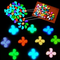 Glow in the Dark Garden Pebbles Glow Stones Rocks for Walkways Garden Path Patio Lawn Garden Yard Decor Luminous stones
