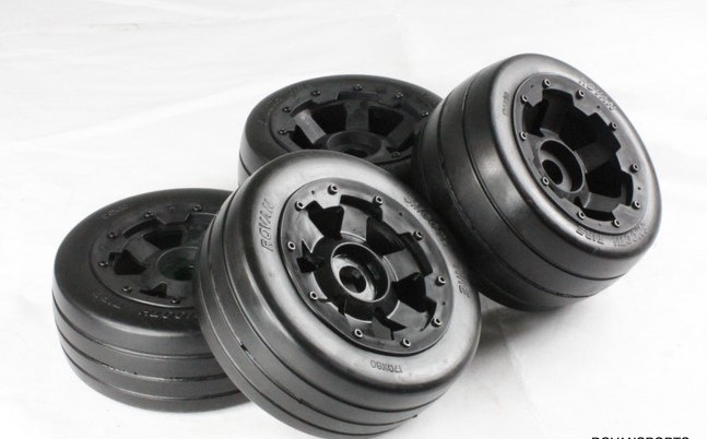 baja on road wheels set 85117