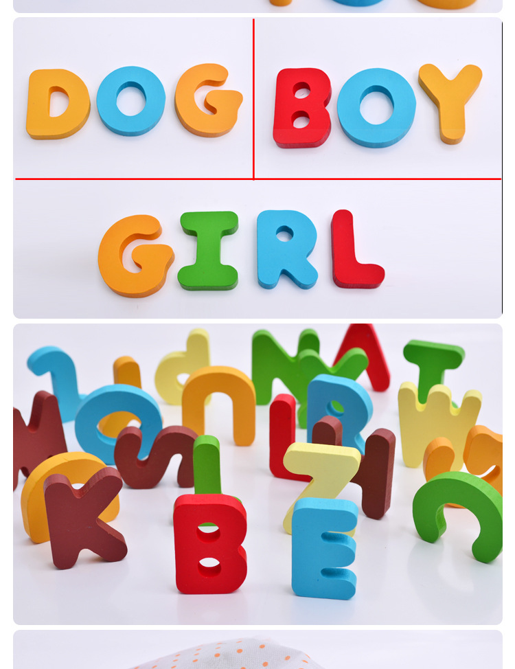 Earnest 3d Diy Cute Cartoon Animal Shaped Paper Puzzle Early Learning Abc Baby Toys For Children 26 Letters Montessori Toys For Kids Toys & Hobbies
