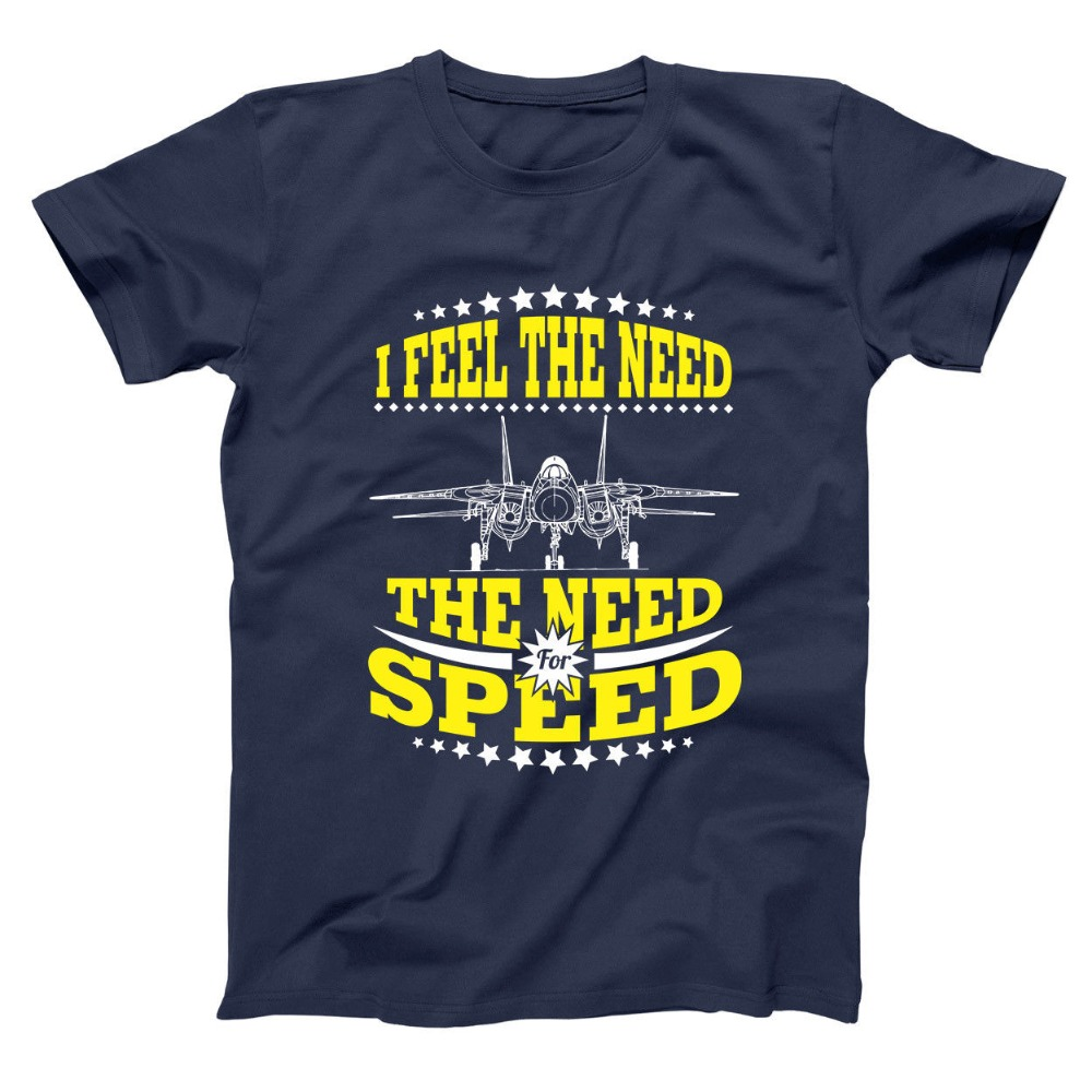 Need for Speed Top Gun Volleyball F14 Navy Movie Navy Basic Men 2019 New Arrival Stringer Men Free China Post Shipping T Shirt image