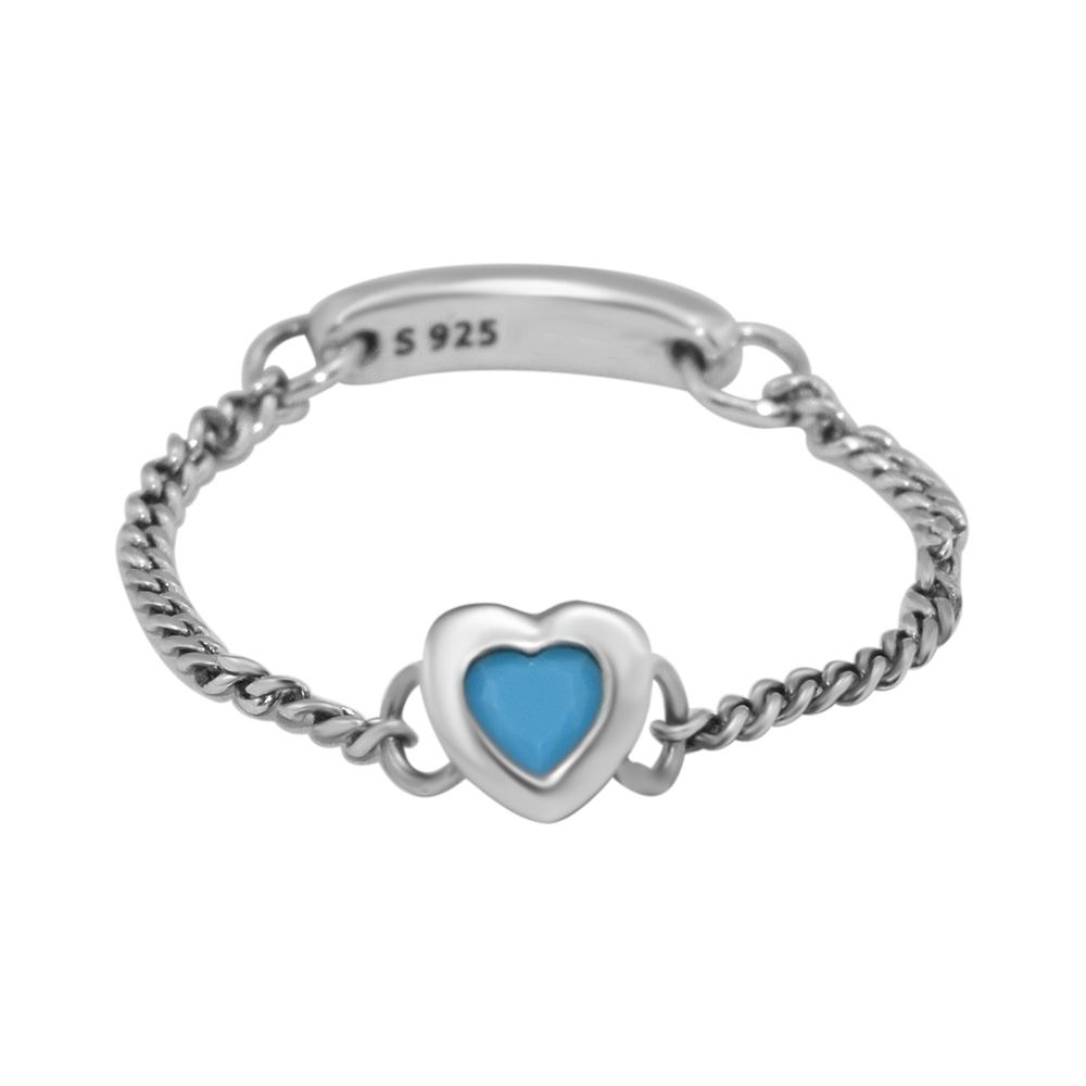 Authentic 925 Sterling Silver Jewelry Spirited Heart