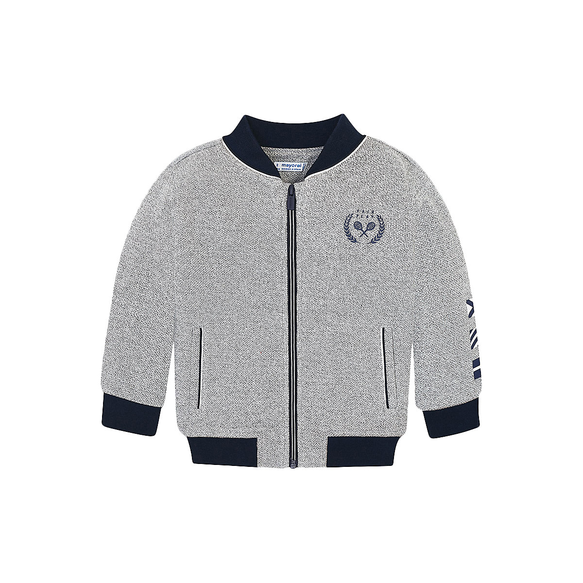 Sweaters MAYORAL 10693269 sweatshirt hoodies for kids cardigan clothes for girls and boys cardigan for boys kotmarkot 15508 kid clothes