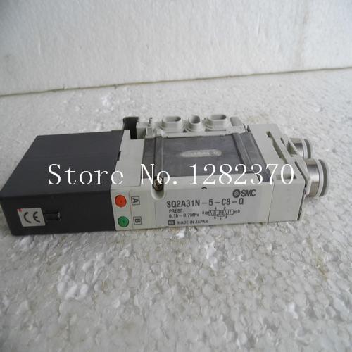 [SA] Japan genuine original special sales SMC solenoid valve SQ2A31N-5-C8-Q spot --2PCS/LOT  цены