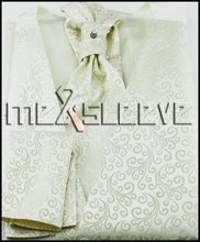 dress/Bridal Tuxedos man's polyester waistcoat