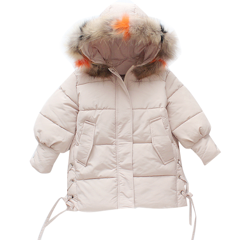 Girls Parkas Cotton-padded Jackets For Girls Winter Coats Plus Thick Fur Collar Outerwear 4 6 7 8 9 10 11 12 Years Kids ClothesGirls Parkas Cotton-padded Jackets For Girls Winter Coats Plus Thick Fur Collar Outerwear 4 6 7 8 9 10 11 12 Years Kids Clothes