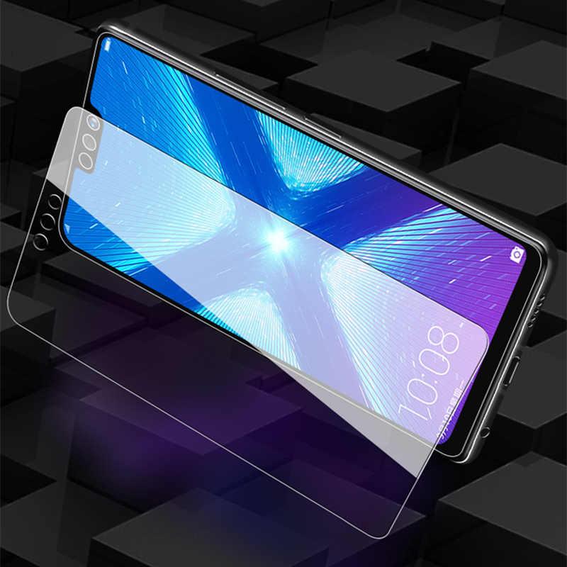 9 H الزجاج المقسى لهواوي الشرف 8X الهاتف الذكي 6.5 بوصة شاشة 64/128 GB 4/6 GB غشاء واقي Honor8X غطاء رقيقة حالة واضحة