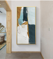Modern wall art paintings for living room wall home Handmade canvas oil painting lienzos cuadros decorativos tableau peinture