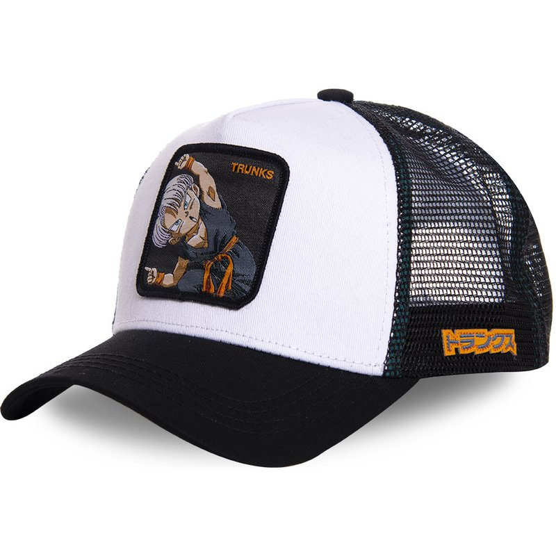 1095b4cb174ea New Brand TRUNKS VEGETA Dragon Ball Snapback Cotton Baseball Cap Men Women  Hip Hop Dad Mesh Hat Trucker Mesh Hat Dropshipping