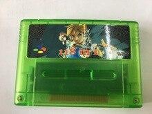 Супер 118 в 1 патрон игры для SNES 16-бит Multicart PAL SNES Super nintendo ЕС версия (может аккумуляторная батарея)