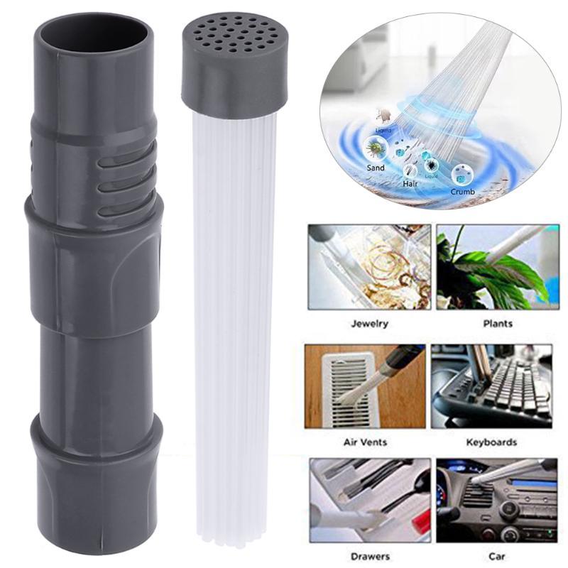 Dust cleaner spazzola Dirt rimozione accessori per la pulizia Multifunzionale Universale Vac Attachment Come Veduto TV peli di Animali Domestici papà