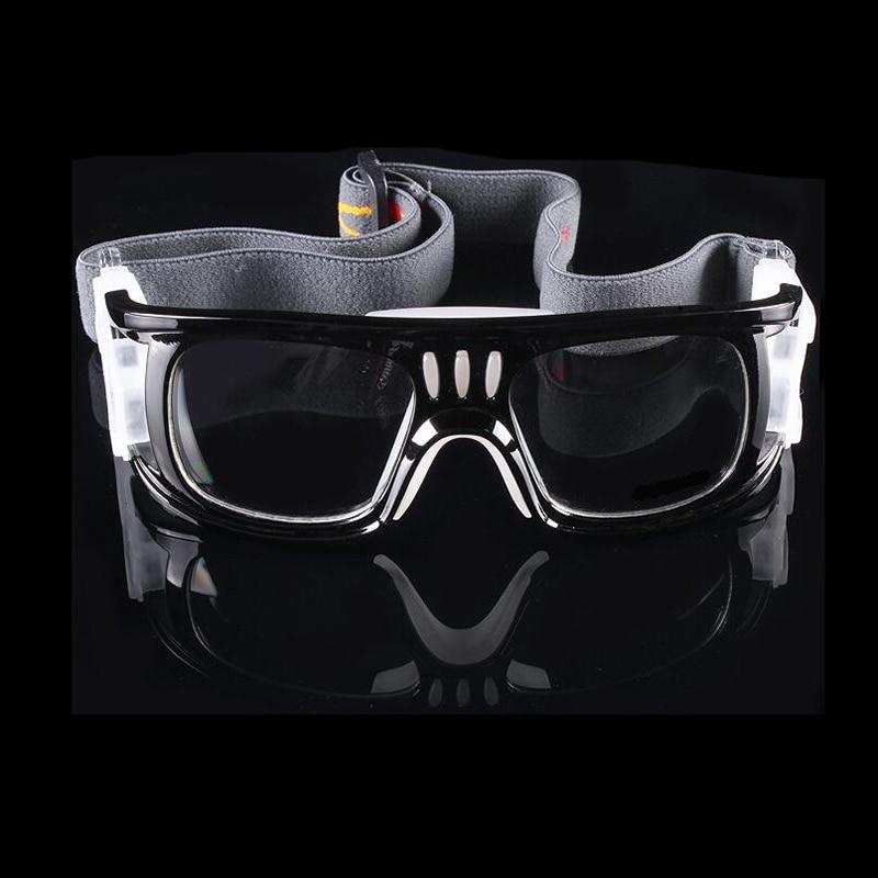 Předpis Basketbal fotbalové brýle Sportovní ochranné brýle pro muže pánské ženy Předpis PC Objektiv Brýle XA095