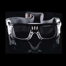 Prescription Basketball football Glasses Sports eye protective goggles men women Prescription PC Lens Eyewear XA095