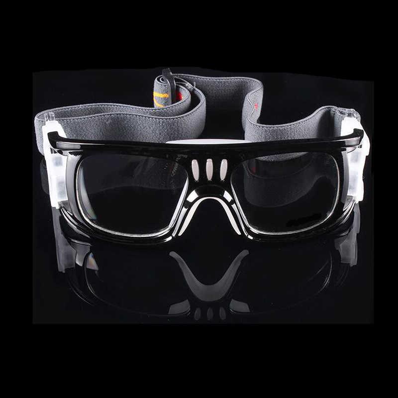 b88c35c899 Detail Feedback Questions about Prescription Basketball football Glasses  Sports eye protective goggles men women Prescription PC Lens Eyewear XA095  on ...