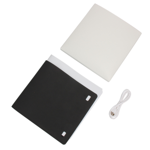 Foldable Lightbox Portable Light Room Photo Studio Photography Backdrop Mini Cube Box Lighting Tent Kit 22.6 * 23 * 24cm