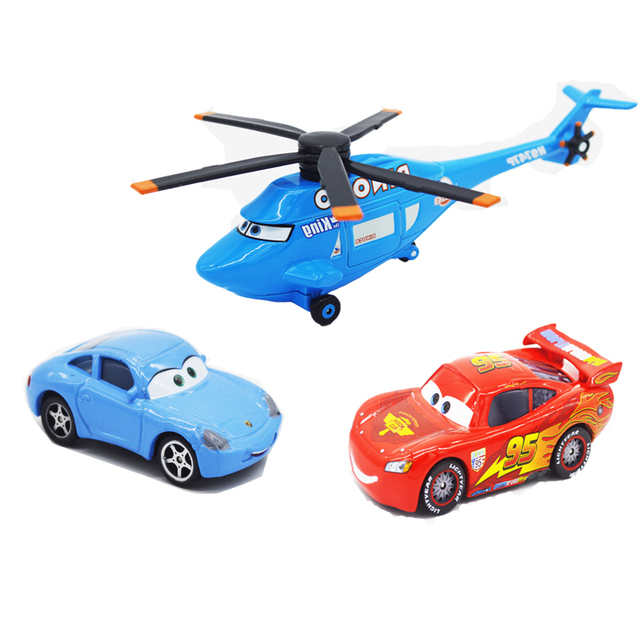 fot wheels kids toys pixar cars 3 toys lovers no95 racer mqueen sally