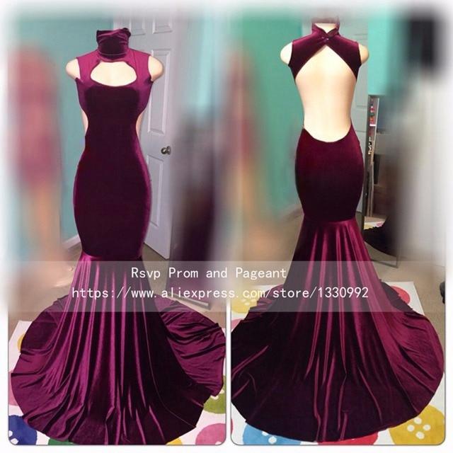 Low Open Front Dresses