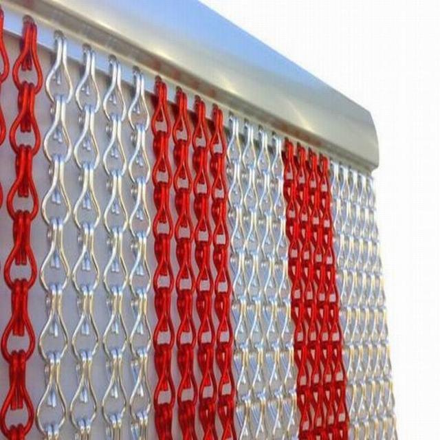 Cadena de aluminio decorativo mosquitera para cortinas - Cortinas mosquiteras para puertas ...