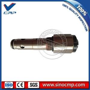 Válvulas de Alívio Assy para Komatsu PC360-7 PC400-7 Escavadora Giratória