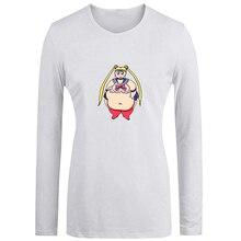 102c4c421c4c Lámpara mágica princesa Jasmine Punk tatuaje fumar La Sirenita Sailor Moon  diseño mujer señora estampado camiseta