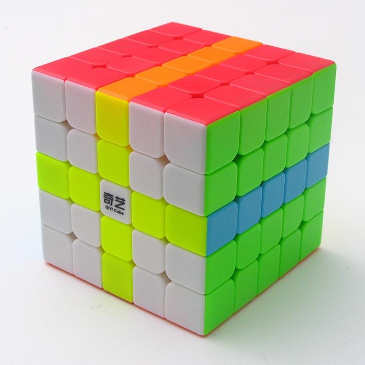 Qiyi QiZheng S 5x5 Cube თავსატეხი - ფაზლები - ფოტო 3
