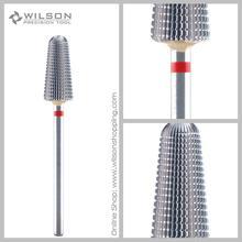 Volcán Bits   Fine(1100543)  broca para uñas de carburo WILSON