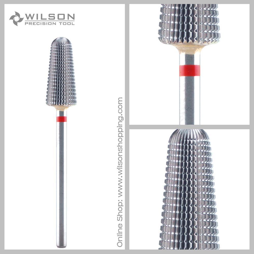 Volcano Bits - Fine(1100543) - WILSON Carbide Nail Drill Bit