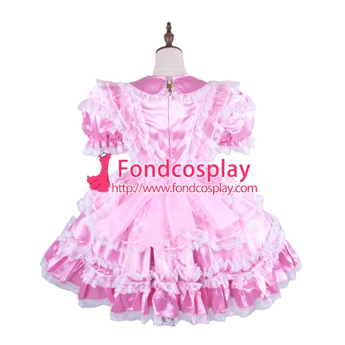 Sissy dress lockable Tailor-made[G1580]