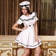 Europa y los Estados Unidos para Cosplay anime sexy traje de marinero tentación uniforme naval discotecas uniformes trajes de la etapa