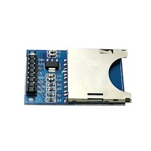 Free Shipping 86060 Reading and Writing Module SD Card Module Slot Socket Reader ARM MCU for Arduino