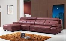2016 Sale Armchair Chaise Sofas For Living Room Bean Bag Chair European Style Sectional Sofa Furniture Leather Corner Modern