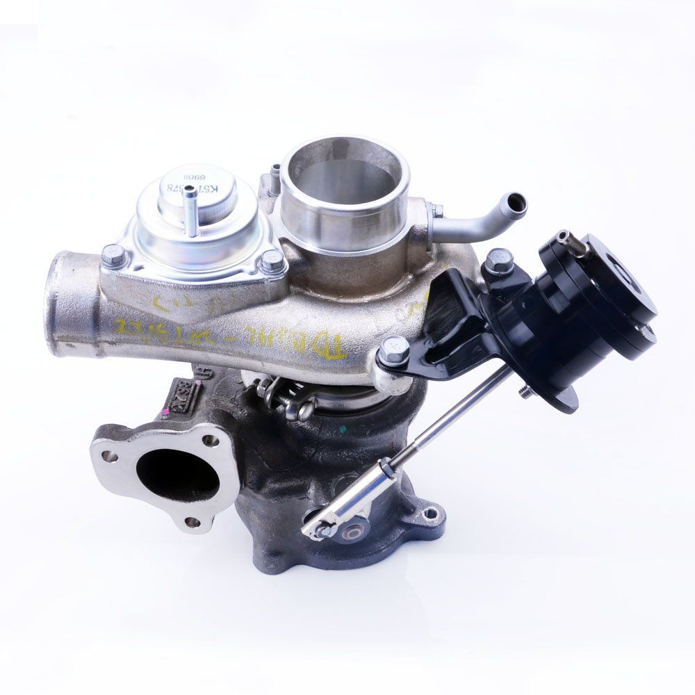 Kinugawa Upgrade Billet Turbocharger TD04L-15T 6cm for SAAB 9-3 2.0 T OPEL Z20NET ...