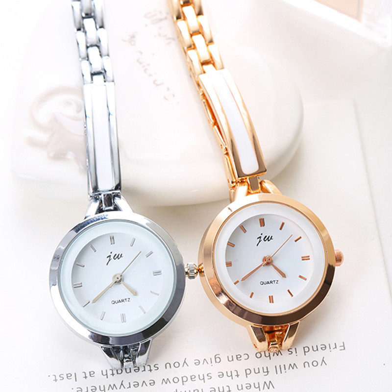 Korean Style Ladies Quartz Watches Fashion Women Wristwatches Bracelet Bangle Luxury Best Gift Fit Party Women Dress reloj mujer 5