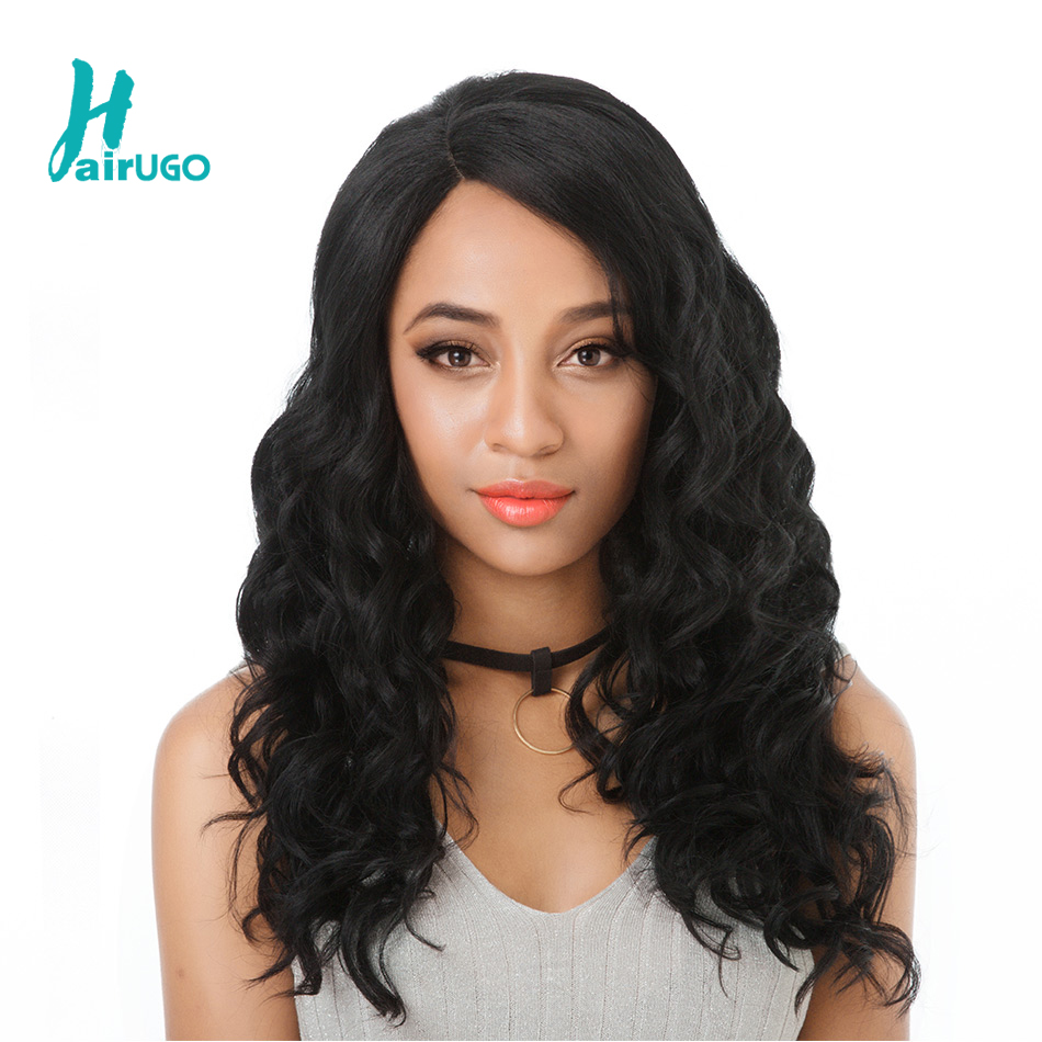 HairUGo Peruvian Body Wave Full Lace Front Human Hair Wigs For Black Women 99J Burgundy Honey Blonde Lace Front Wig 4*4 Lace Wig