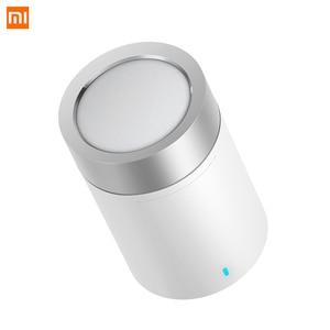 Image 5 - Xiaomi altavoz inalámbrico con Bluetooth 4,1, Mini altavoz metálico manos libres con micrófono y batería de litio integrada