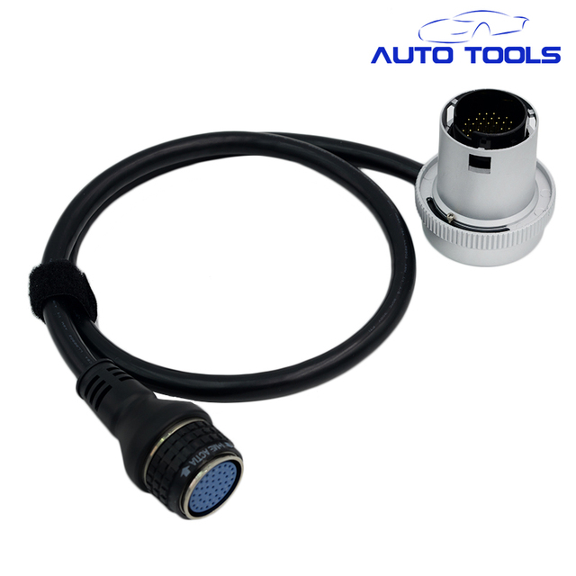 Voor mb star C4 connector 38 pin kabel Hoge kwaliteit auto diagnose ...