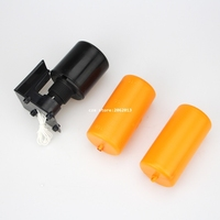 Free Shipping 1 2M Double Ball Float Switch Liquid Fluid Water Level Float Switch Controller Contactor