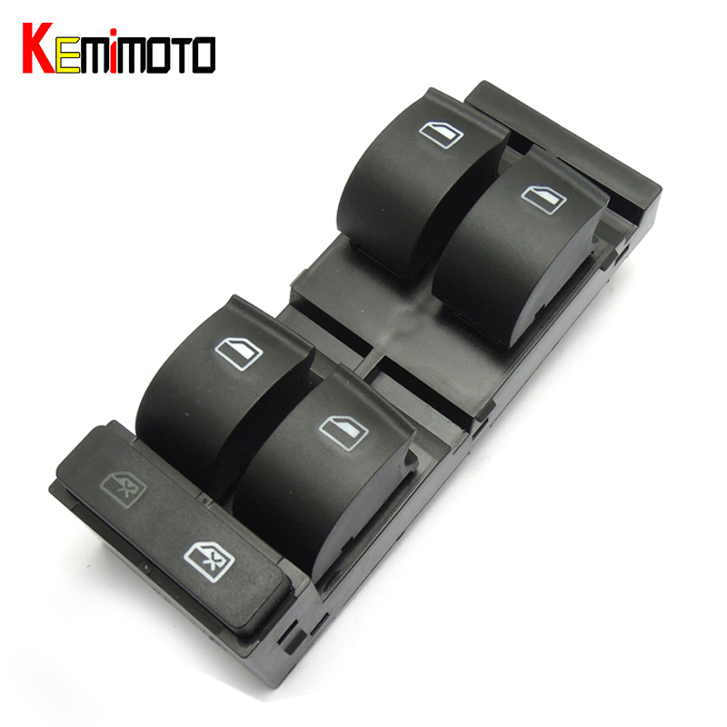 цены KEMiMOTO Electric Window Switch for Audi A6 S6 1998-2004 C5 4B0 959 851 B,4B0959851B