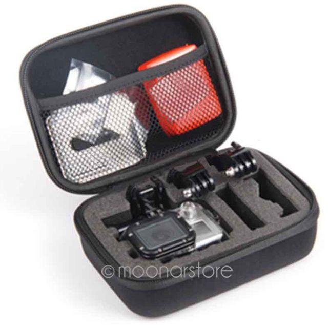 3dde88b53ee Waterdicht schokbestendig opbergdoos carry case accessoires voor gopro hero  3 + 3 2 kleine draagbare camera