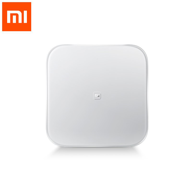 Original Xiaomi Scale Mi Smart Health Weighing Mi Scale Electronic Blu