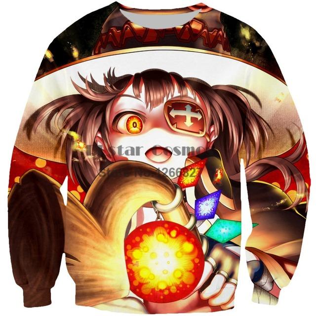 PLstar Cosmos Drop shipping Anime Ahegao 3D hoodies Funny Print Men Women Hoodies Street Wear Casual Pockets Sweatshirt