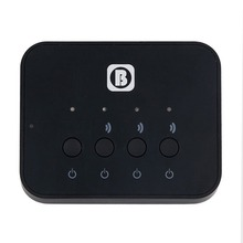 3-in-1 Bluetooth Transmitter Stereo Music Receiver Bluetooth 4.0 Wireless Audio Adapter For TV Home Car Stereo System Phone