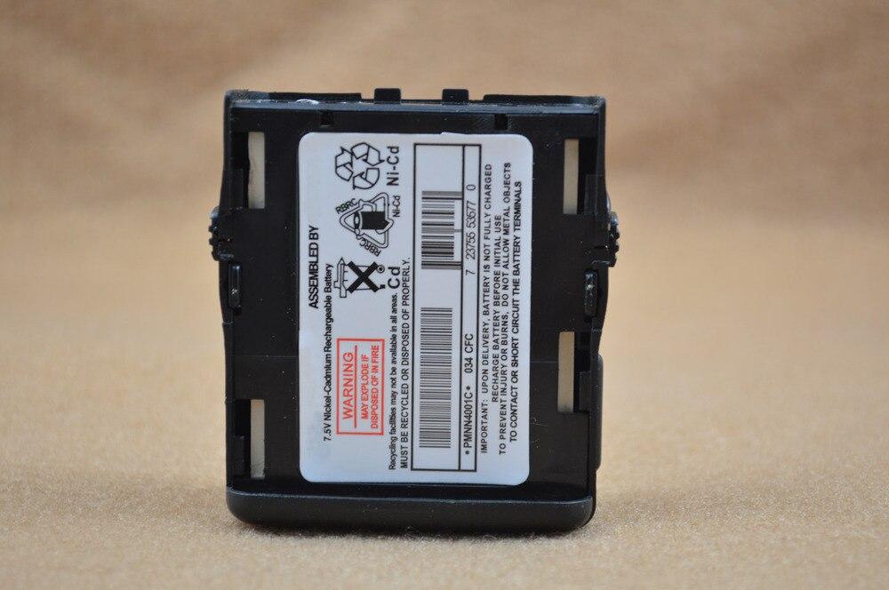 PMNN4001C DC7.5V <font><b>600mAh</b></font> Ni-Cd <font><b>Battery</b></font> for Motorola GP68 GP63 GP688