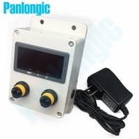 Panlongic Guest Traffic Counter 5 Digital Display Proximity Sensor Switch For Supermarket Store Passenger Count
