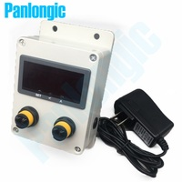 Panlongic Guest Traffic Counter 5 Digital Display Proximity Sensor Switch For Supermarket Store Passenger Count