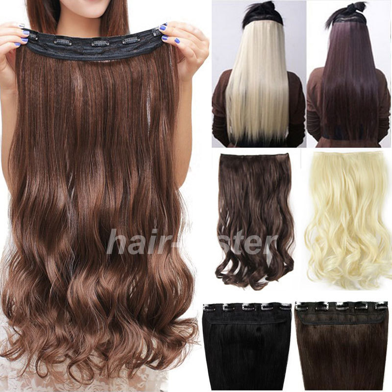 Curly one piece clip in hair extensions images hair extension longer hair 27inches 68cm curlywavy clip in hair extensions one longer hair 27inches 68cm curlywavy clip pmusecretfo Images