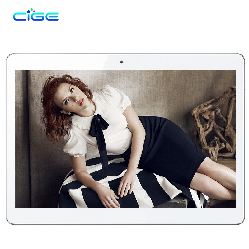 CIGE 9.6 inch 3G Tablet PC Quad Core 1GB RAM 16GB ROM Dual SIM Card Phone Call Android 5.1 GPS 1280*800 IPS Tablets PCs 10 q79 7 9 ips dual core android 4 1 tablet pc w 16gb rom 1gb ram 3g 2g phone bluetooth
