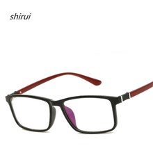 TR90 new 2019 fashion glasses frame men women retro vintage decorative frames with clear lenses round glass oculos de grau
