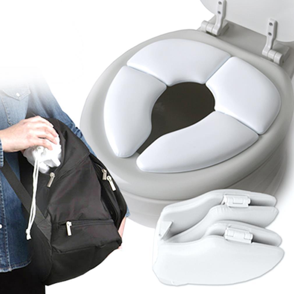 Newly Cartoon Children Toilet Seat Potty Training Seats